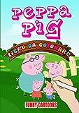 Peppa Pig: libro da colorare per bambini