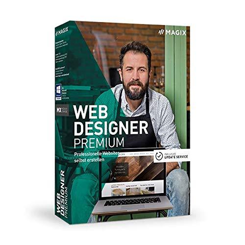MAGIX -  Web Designer Premium