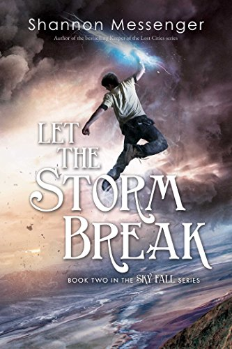 Let the Storm Break (Sky Fall Book 2) eBook : Messenger, Shannon:  Amazon.in: Kindle Store