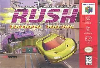 rush n64 game