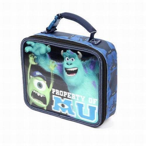 Arctic Zone Monster University 3D Soft Lunch Box Insulated Lunch Bag Lunchbox by Arctic Zone