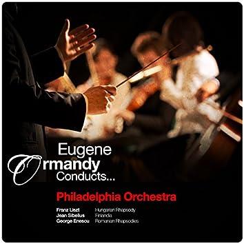 Eugene Ormandy Conducts... Philadelphia Orchestra