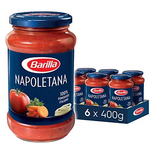Barilla Pastasauce Napoletana, 6er Pack (6 x 400g)