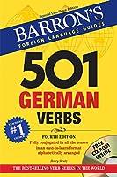 Barron's 501 German Verbs