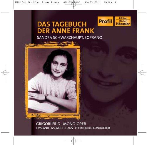 Das Tagebuch der Anne Frank (The Diary of Anne Frank): XX. Passacaglia