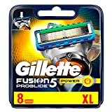 Ancienne version Gillette Fusion ProGlide - Power - Lames de Rasoir - Pack de 8