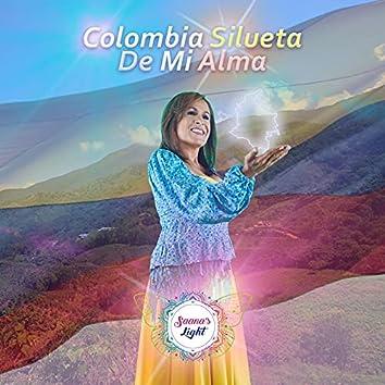 Colombia Silueta de mi Alma