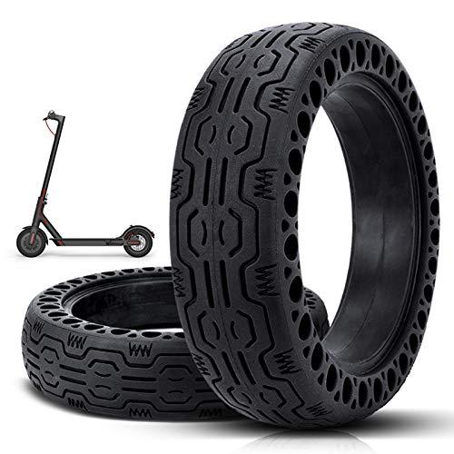 azamp 8 1/2 Honeycomb neumático de Goma Maciza, Neumático de Rueda de...