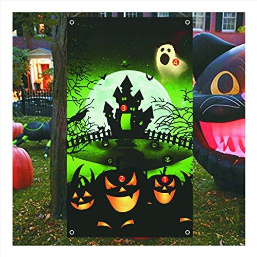Aaubsk Puzzle 1000 Piezas Cuadro de decoración de Circo de la Serie de Halloween. en Juguetes y Juegos Gran Ocio vacacional, Juegos interactivos Familiares Rompecabezas Educativo de50x75cm(20x30inch)