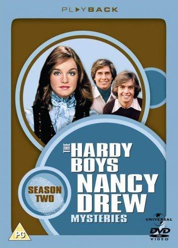 The Hardy Boys - Nancy Drew Mysteries: Season 2 [DVD]