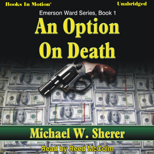 An Option On Death audiobook cover art