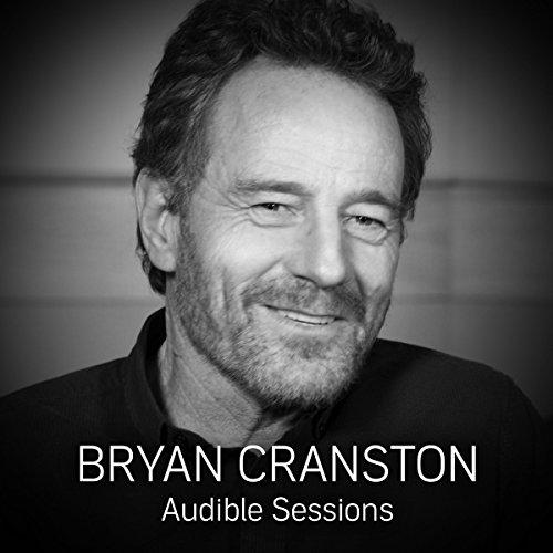Bryan Cranston audiobook cover art