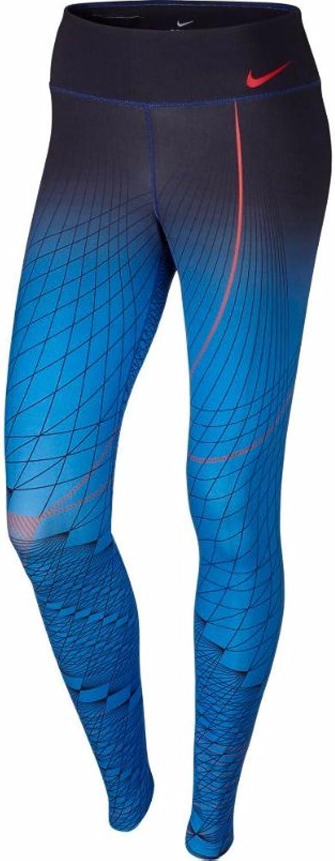 Nike W NK PWR LGNDRY TGHT ENG Olymp - Leggins Blau - M - Damen