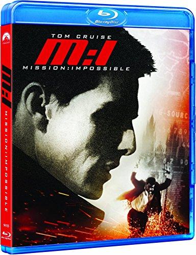 Misión Imposible [Blu-ray] [Spanien Import]