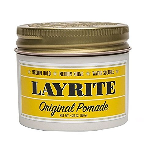 Layrite Deluxe Original Pomade, 4oz