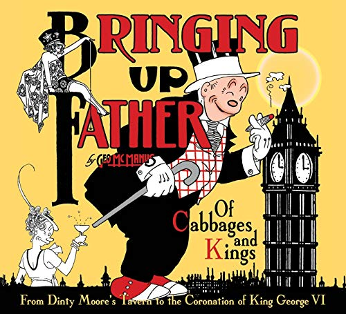 Image of Bringing Up Father Volume 2: Of Cabbages And Kings