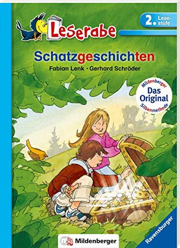 Schatzgeschichten (Leserabe mit Mildenberger Silbenmethode, Sonderband)