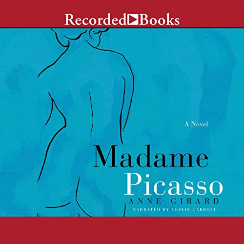 Madame Picasso audiobook cover art