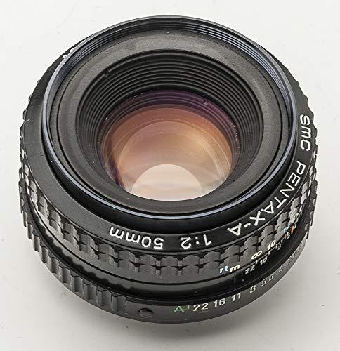 SMC Pentax-A A 1:2 2 50mm 50 mm Asahi Pentax PK