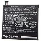 vhbw batería Compatible con ASUS Zenpad 3S 10 LTE, Z10 Tablet (7700mAh, 3,85V, polímero de Litio)