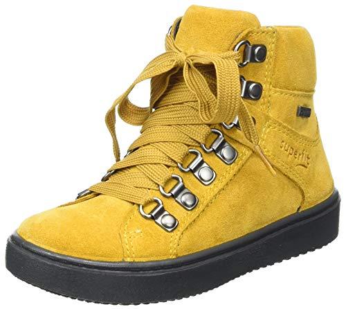 Superfit Mädchen HEAVEN leicht gefütterte Gore-Tex Sneaker, GELB 6000,31 EU