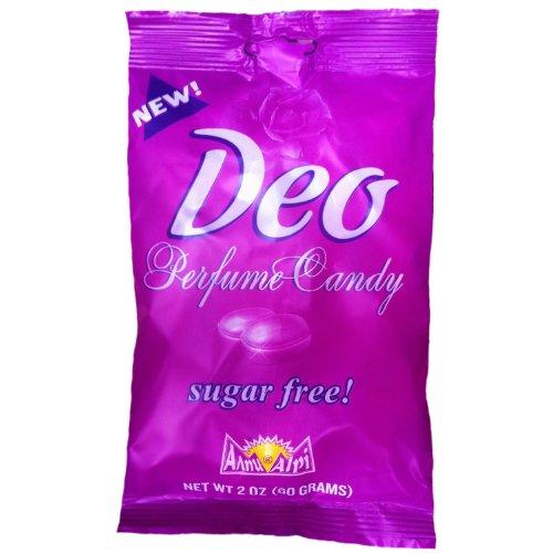 Desodorante Perfume Candy sin azúcar–60g