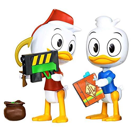 PhatMojo Disney DuckTales - Huey & Dewey 2-Pack 3 Inch Figure