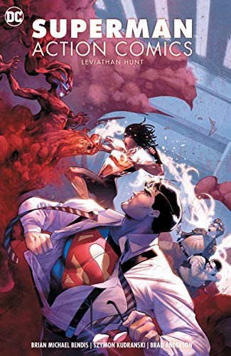 Superman - Action Comics (2016-) Vol. 3: Leviathan Hunt