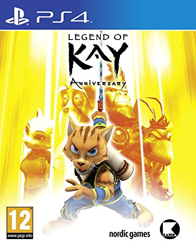 Legend of Kay (PS4)