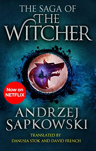 The Saga of the Witcher: Blood of Elves, Time of Contempt, Baptism of Fire, The Tower...