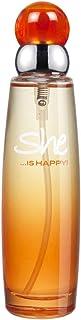 She Is Happy For Woman -Eau De Toilette, 50 ml-