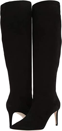 Zena Pointed Toe Knee Boot