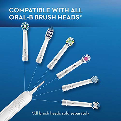 Oral-B Pro 1000 Electric Toothbrush with Brush Head, White