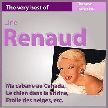 The Very Best of Line Renaud: Ma cabane au Canada (Les incontournables de la chanson française)