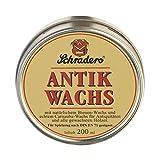 Schr Aders cera anticata con Carnauba, 200ml