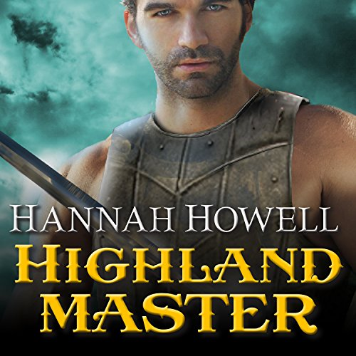 Highland Master audiobook cover art
