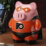 NHL Large Piggy Bank Sparschwein Sparschweinchen PHILADELPHIA FLYERS Super Hero Eishockey -