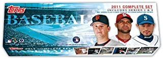MLB 2011 Topps Complete Factory Set