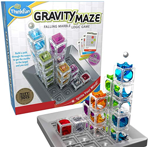 Thinkfun 763399 Gravity Maze Game