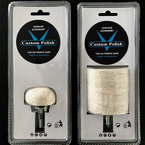 5 Custom polish attachement polissage polierkegel polierkonus jantes polir pour le travail de la pâte à