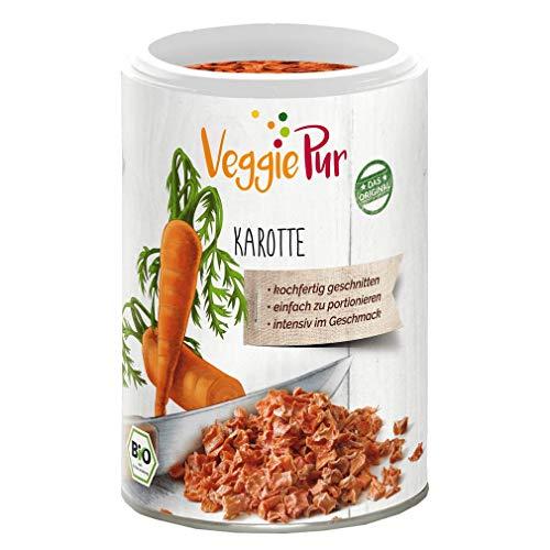 Bio Aromagemüse Karotte, 140g von VeggiePur