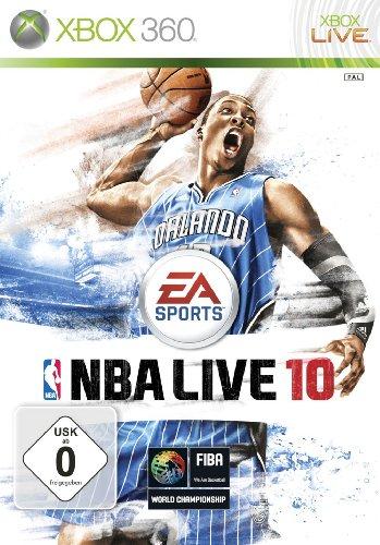 NBA Live 10 [Importación alemana]