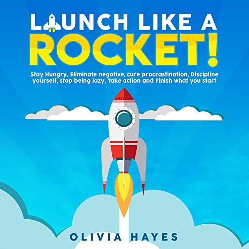 Launch Like a Rocket audiobook cover art