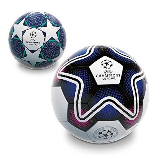 Mondo Mondo-13845 Toys-Pallone da Calcio da Uomo-UEFA Champions League-Size 5-350...
