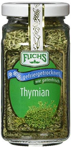 Fuchs Thymian gefriergetrocknet, 3er Pack (3 x 17,5 g)