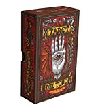 Tarot del Toro - A Tarot Deck and Guidebook Inspired by the World of Guillermo del Toro