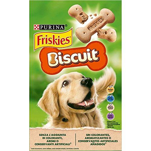 Purina Friskies Biscuit Original galletas para perros 6 x 650 g
