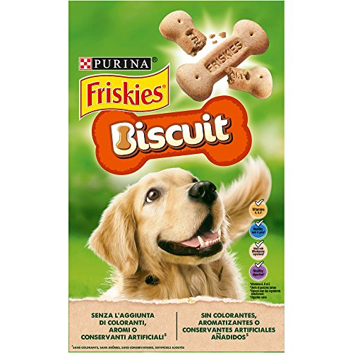 Purina Friskies Biscuit Original galletas para perros 6 x 650 g