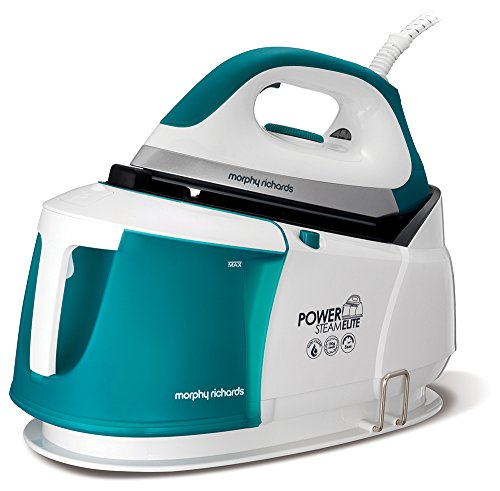 Morphy Richards Steam Generator Iron 332014 Power Steam Elite with Auto Clean and Safety Lock Morphy...