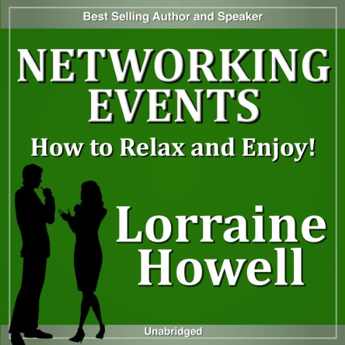 Networking Events audiobook cover art